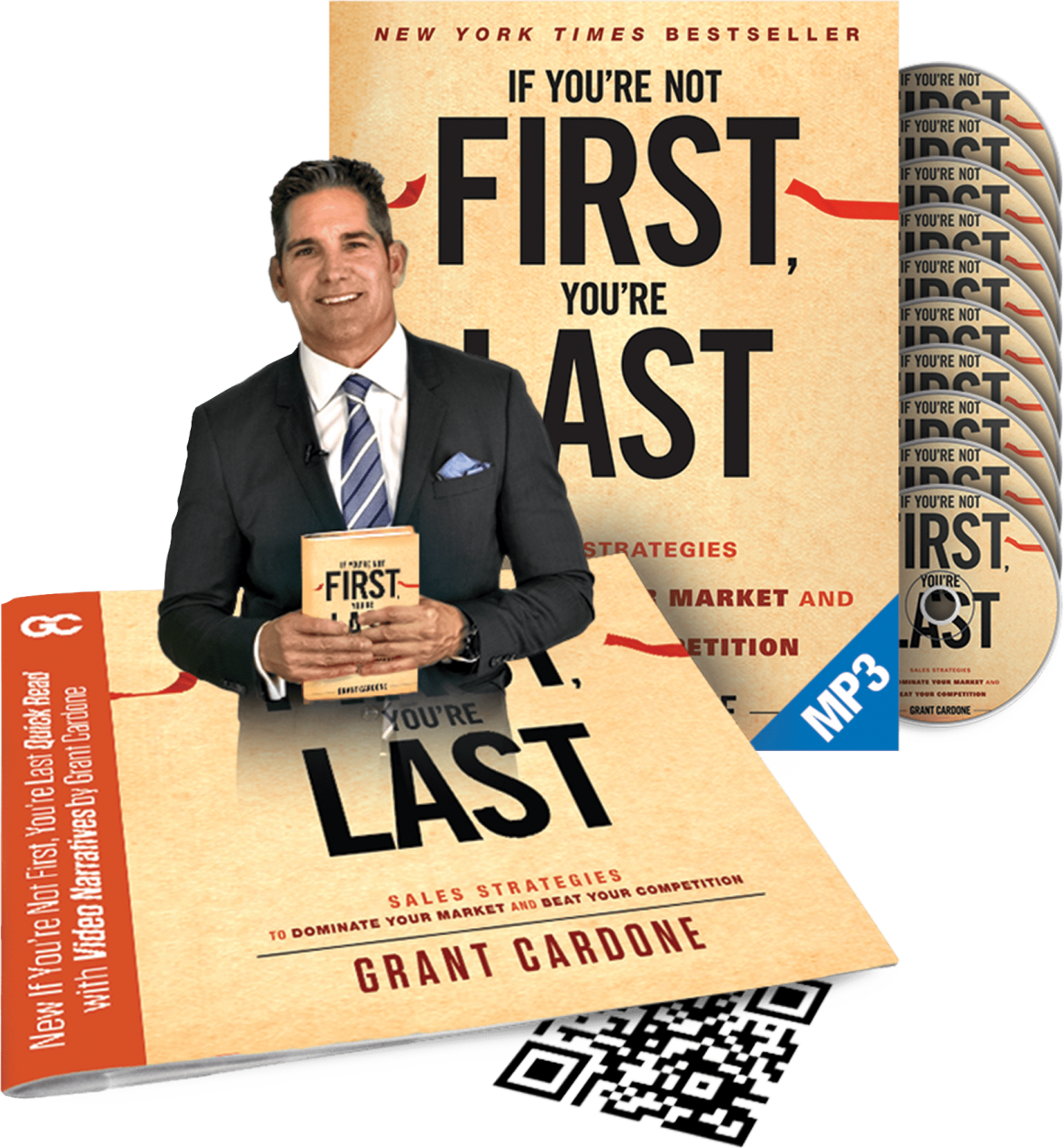 Grant Cardone: If You're Not First You're  Last